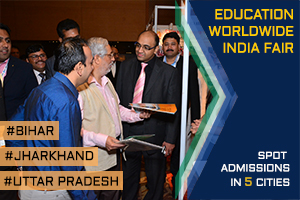 Education Worldwide India Admission Fair