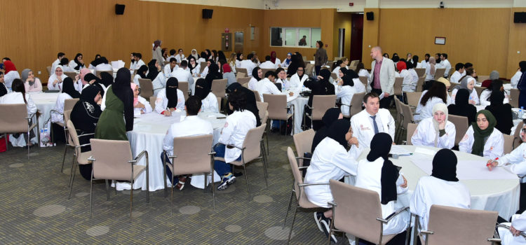 QU Health and WCM-Q Engage Students and Faculty in IPE Activity