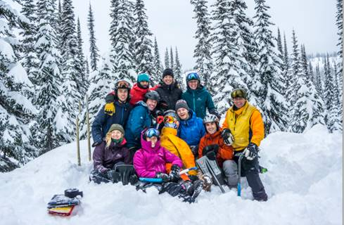 Student-led research helps improve safety protocols in backcountry